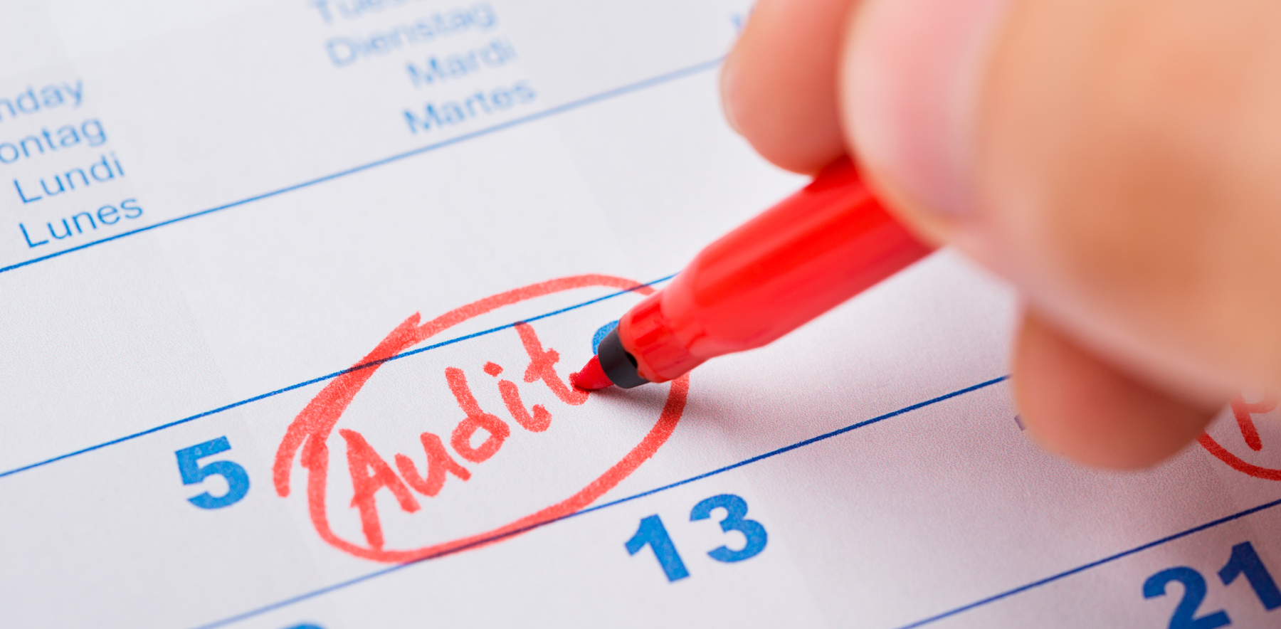 how long does an SQF certification audit take